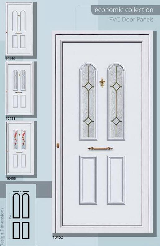 PVC Panelna vrata-p16