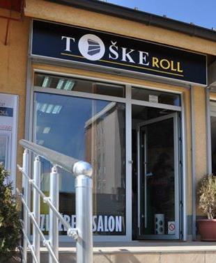 Toške Roll
