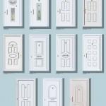 PVC Panelna vrata-p02