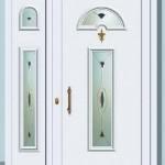 PVC Panelna vrata-p04