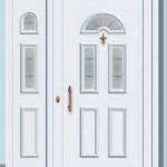 PVC Panelna vrata-p06