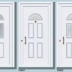 PVC Panelna vrata-p07