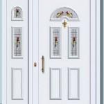 PVC Panelna vrata-p08