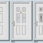 PVC Panelna vrata-p09