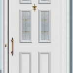PVC Panelna vrata-p10