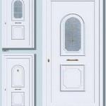 PVC Panelna vrata-p17