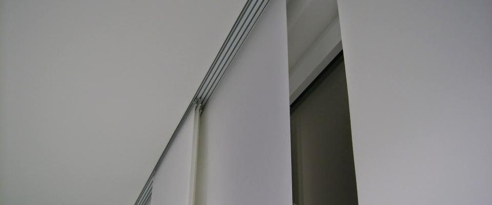 panelne zavese